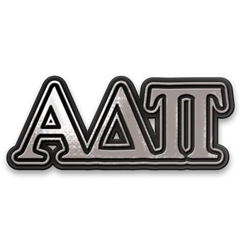 Alpha Delta Pi Chrome Car Emblem!