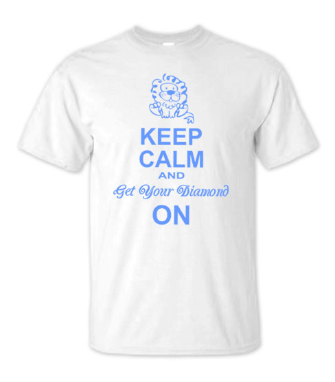 Alpha Delta Pi Keep Calm T Shirts Sale Greek Gear