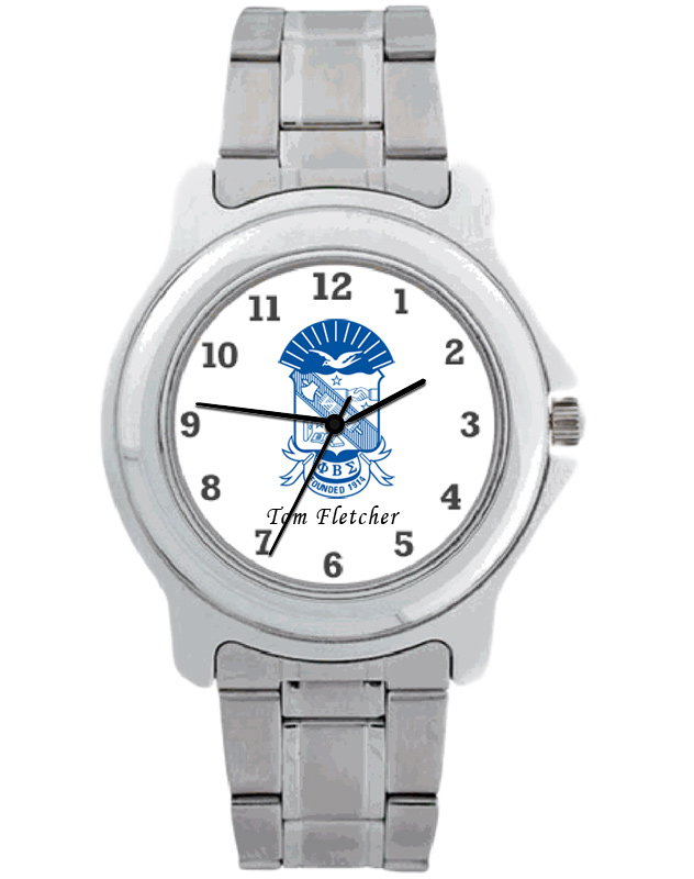 Phi Beta Sigma Commander Watch