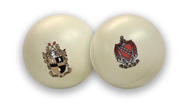 Fraternity Ping Pong Balls(4)