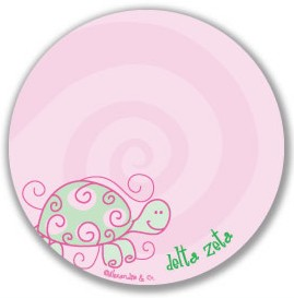 Sorority Post It Notes - Closeout