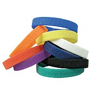 Custom Promotional Wristbands