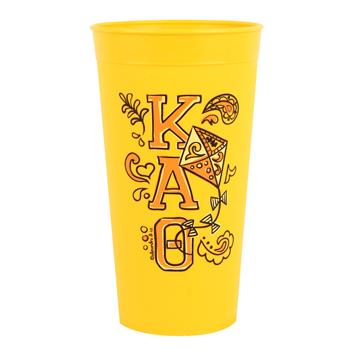 Sorority Mascot Cups Tumblers