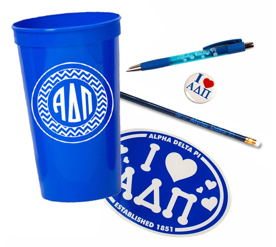 Alpha Delta Pi Discount Kit