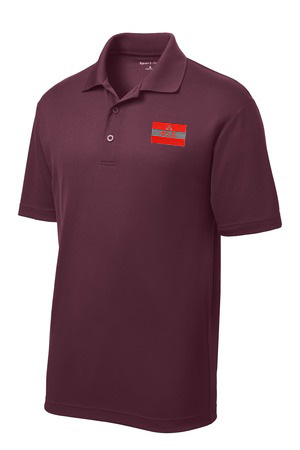Phi Sigma Kappa Flag Patch Polo