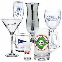 Greek Custom Glassware
