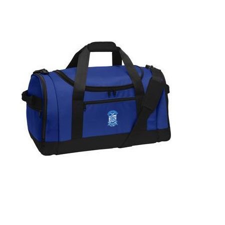Phi Beta Sigma Voyager Sports Duffel Bag