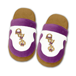 Greek Fraternity & Sorority Slippers