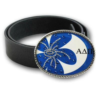 Alpha Delta Pi Belt Buckles- HALF OFF