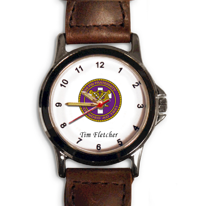 Chi Psi Admiral Watch
