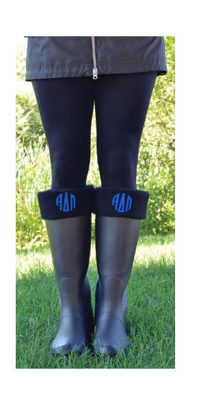 Alpha Delta Pi New Englander Boot Socks
