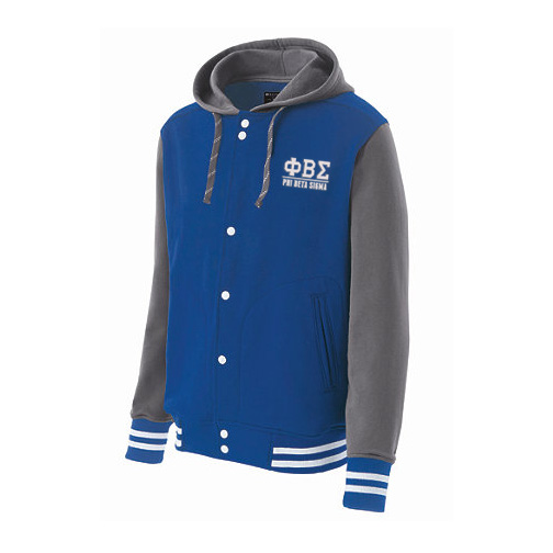 Phi Beta Sigma Greek Letter Accomplish Jacket