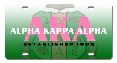 Design Your Own License Plate Cover