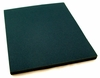 "BlackCarbon Wet or Dry Sandpaper Sheets, Silicon Carbide, 9"" by 11"", P2500 Grit, Pack of 50."