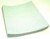 "No Load Sandpaper Sheets, Silicon Carbide, 9"" by 11"", P240A Grit, Pack of 100."