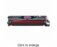 Remanufactured Canon EP87M (7431A005AA) Magenta Laser Toner Cartridge - click to enlarge