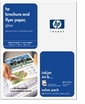HP Glossy Brochure & Flyer Paper - 150 Sheets
