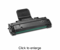Samsung ML-2010D3 (ML2010D3) Remanufactured Laser Printer Toner Cartridges - click to enlarge