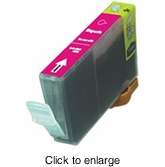 Canon BCI-6M (BCI6M) Compatible Magenta Ink Cartridges - click to enlarge