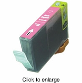 Canon BCI-6PM (BCI6PM) Compatible Photo Magenta Inkjet Cartridges - click to enlarge