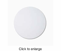 Medium Sized Round Inkjet Printable Mousepads--Print with our Inkjet Cartridges and Tshirt Transfer Paper!! - click to enlarge
