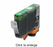 Canon BCI-6G Compatible Green Inkjet Cartridge for the Canon i9900 and Pixma iP8500 - click to enlarge