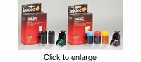 Ink Refill Kits for Canon Cartridges PG40 / PG-50 & CL-41 / CL-51 - click to enlarge