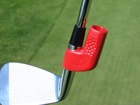 Swing Whistle Auditory Golf Impact Timing Training Aid