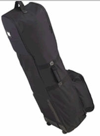 Free Shipping!  Wheeled Golf Travel Bag Cover > Tee To Tarmac Golf Bag Travel Cover