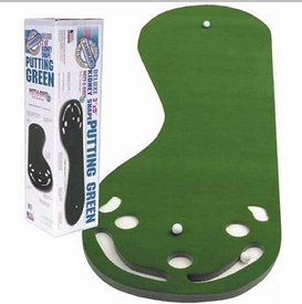 FREE SHIPPING!  Par 3 Synthetic Putting Green | Grass Roots Artificial Putting Green