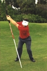 FREE SHIPPING!  Golf Stretch Pole Tour FLEX | Randy Myers Golf Stretching Pole