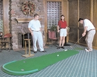 Synthetic Indoor Putting Green | Big Moss Augusta Practice Green