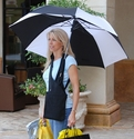 FREE SHIPPING!  Brellabag Hands Free Umbrella Holder and Tote Bag