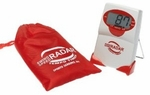 Swing Speed Indicator Golf Swing Speed Radar Gun with Tempo Timer