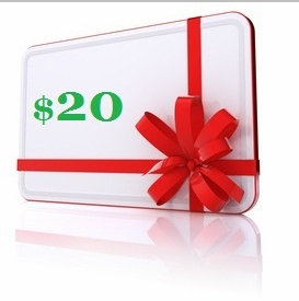 $20.00 Innovagolf Gift Certificate