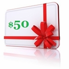 $50.00 Innovagolf Gift Certificate