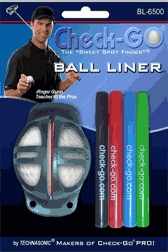 Free Shipping!  Replacement Pens for Check Go Golf Ball Marker