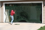 Garage Golf and Sports Net | Hit It Sports Practice Net for Garages