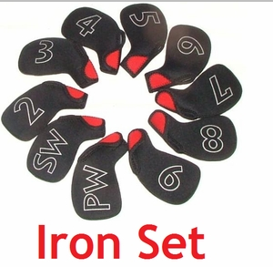 10 Piece CoverUpz Iron Cover Set Bulk - Free Shipping!