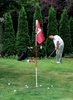 FREE SHIPPING!  Backyard Flagstick Pole Cup