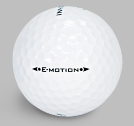Innovex E-Motion 3 Piece Golf Balls | One Dozen