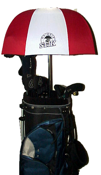 5fe461f3dde3 FREE SHIPPING! Drizzle Stick Flex Golf Bag Umbrellas | Drizzle Stik Golf  Bag Umbrella