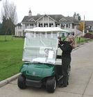 Free Shipping! Golf Cart Windsheild | Weathershield for Golf Carts