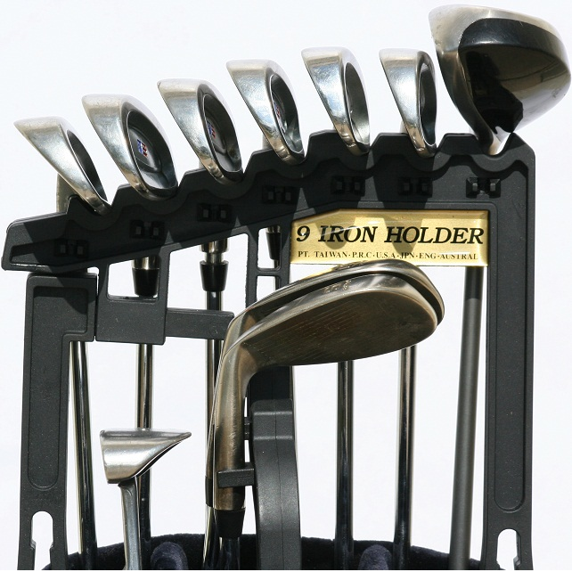 Golf Club Organizer Bag Iron Stacker