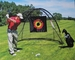 FREE SHIPPING!   Indoor/Outdoor Free Standing Golf Cage Net