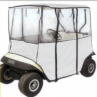 Free Shipping! Universal Golf Cart Winter Enclosure Cover