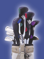 Custom Golf Head Covers > Golf Head Cover Logo > Golf Headcover Tournament Gift