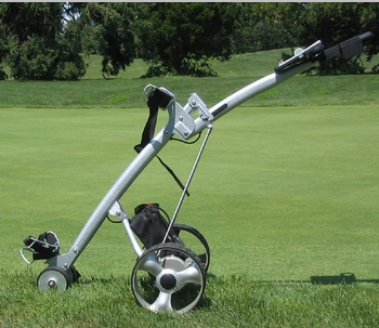Bat Caddy Motorized Golf Cart Bat Caddy Powered Golf