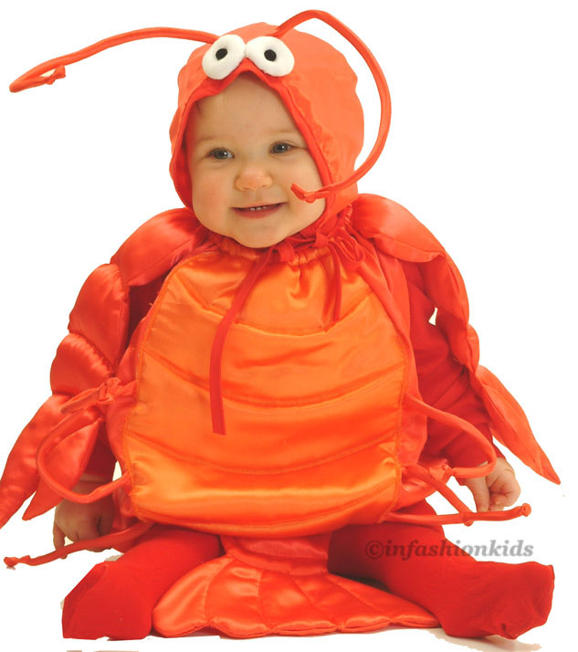 baby halloween costumes the original lobster costume in stock