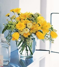 Sunshine Express Bouquet